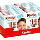 Kinder Chocolate 20x50 gr Çikolata