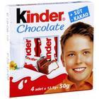 Kinder Chocolate T4 50 gr Çikolata