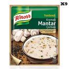 Knorr 9x63 gr Kremalı Mantar Çorbası