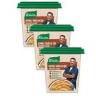 Knorr Kıymalı Tarifler İçin Baharatlı Çeşni 3x110 gr