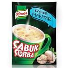Knorr Kremalı Mantar Çabuk Çorba