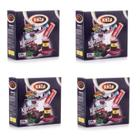 Koza  4 'lü 50x1.5 gr Karadut Aromalı Tek İçimlik İçecek Tozu