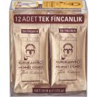Kuru Kahveci Mehmet Efendi 12x6 gr Tek Fincanlık Türk Kahvesi
