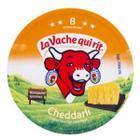 La Vache Qui Rit Cheddarlı 108 gr Yarım Yağlı Eritme Peynir