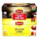 Lipton Yellow Label Demlik 100'lü + Earl Grey 40'lı Demlik Poşet Çay