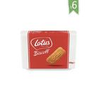 Lotus Biscoff Karamelize Bisküvi 125  X 6