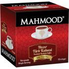 Mahmood 12x6 gr Tek İçimlik Sade Türk Kahvesi