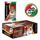 Mahmood 20x25 gr Çikolata Parçacıklı Cappucino