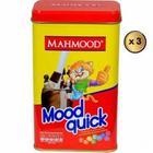 Mahmood 450 gr x 3 Adet Kakaolu İçecek Tozu