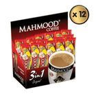 Mahmood 48 Adet 12'li 3ü1 Arada Kahve
