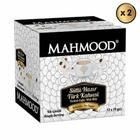 Mahmood Coffee 19x12 gr 2'li Şekersiz Sütlü Hazır Türk Kahvesi