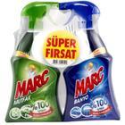 Marc 750 ml Banyo + 750 ml Mutfak Set Temizleyici