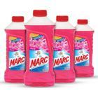 Marc Floral 4x900 ml Yüzey Temizleyici