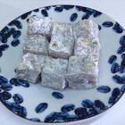 Meşhur Özsoy 500 gr Çifte Kavrulmuş Antep Fıstıklı Pudra Şekerli Lokum