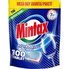 Mintax 100'lü Bulaşık Makinesi Tableti