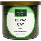Modern Aktar 50 gr Doğal Katkısız Beyaz Çay