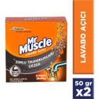 Mr.Muscle Granül 2x50 gr Lavabo Açıcı