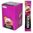 Nescafe 12x24'lü Paket Çikolatalı Sütlü Köpüklü Çözünebilir Mocha