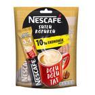 Nescafe 3'ü 1 Arada Sütlü Köpüklü 10 Adet Hazır Kahve