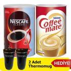 Nescafe Classic 1 kg + Nestle Coffee Mate Kahve Kreması 2 kg + 2 Adet Mug