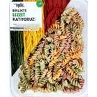 Niyokki 600 gr Karışık Sebzeli Makarna