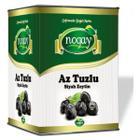 Nogay Az Tuzlu Siyah Zeytin 261-290 Cal 10 kg Teneke