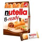 Nutella B-Ready 6x132 gr Çikolatalı Bisküvi