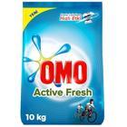 Omo Active Fresh 10 kg Çamaşır Deterjanı