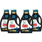 OMO Black 4x30 Yıkama Sıvı Çamaşır Deterjanı