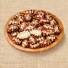 Organik Aile 500 gr Sütlü Pütürlü Badem