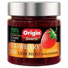 Origin 300 gr Şeker İlavesiz Çilek Reçeli