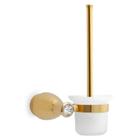 Orka PR70110G Altın Pergamon Duvara Monte Tuvalet Fırçası