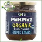 OTS 220 gr Organik Üzüm Pekmezli Fındık Ezmesi