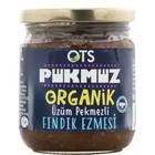 OTS Organik Pükmüz Üzüm Pekmezli Fındık Ezmesi 200 gr