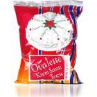 Ovalette 1 kg Krem Şanti Tozu + 10'lu Krema Torbası