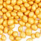 Ovalette Altın Renkli Pirinç Patlağı