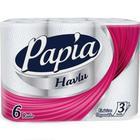 Papia 6'lı 3 Katlı Kağıt Havlu