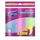 Parex 3'lü Mikrofiber Temizlik Bezi