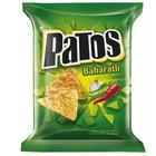 Patos 167 gr Baharatlı Mısır Cipsi