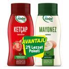 Pınar 420 gr Ketçap ve 350 gr Mayonez Set