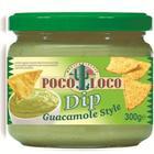 Poco Loco 300 gr Guacomole Avakado Dip Sos