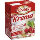 President 200 ml Krema