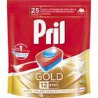 Pril Gold 12 Etki 25 Tablet Bulaşık Makinesi Deterjanı