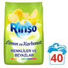 Rinso Limon ve Karbonat 6 kg Çamaşır Deterjanı