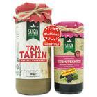 Saygın 500 gr Tahin + 300 gr Üzüm Pekmezi
