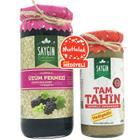 Saygın 630 gr Üzüm Pekmezi + 240 gr Tahin