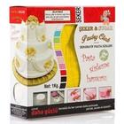 Şeker & Sugar 500 gr Sarı Şeker Hamuru