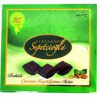Sepetçioğlu 280 gr Antep Fıstıklı Çikolata Kaplı Çekme Helva