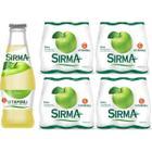 Sırma C+Plus Elmalı 24x200 ml Soda