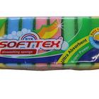 Softtex 10'lu Bulaşık Süngeri